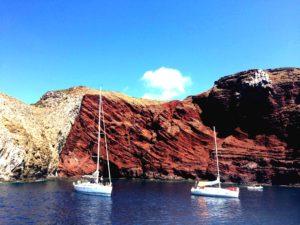 capraia crociere barca a vela arcipelago toscano
