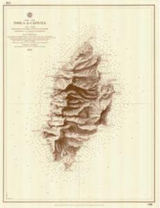 capraia mappa