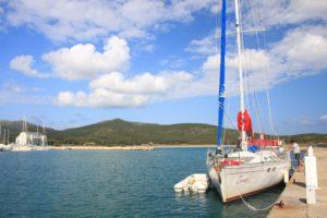 macinaggio crociere barca a vela arcipelago toscano