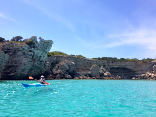 kayak isola d'elba multisport