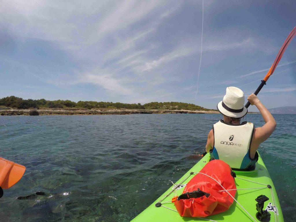 kayak multisport elba barca