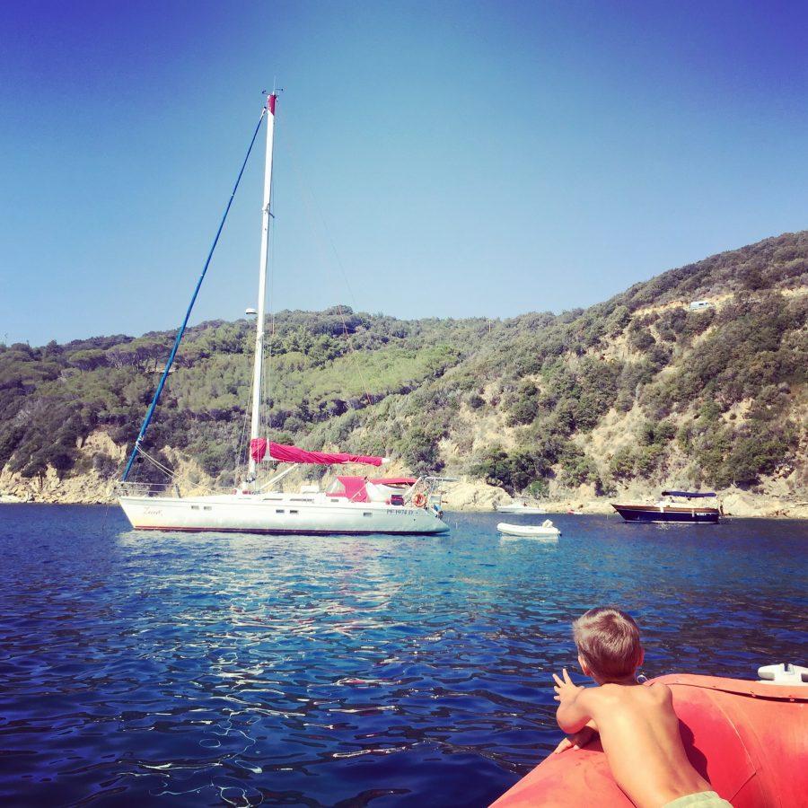 crociera barca
