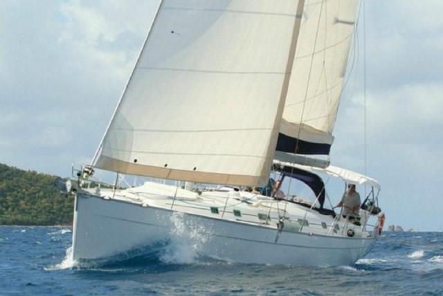 Crociere barca a vela Elba Cyclades 50,4 - 1