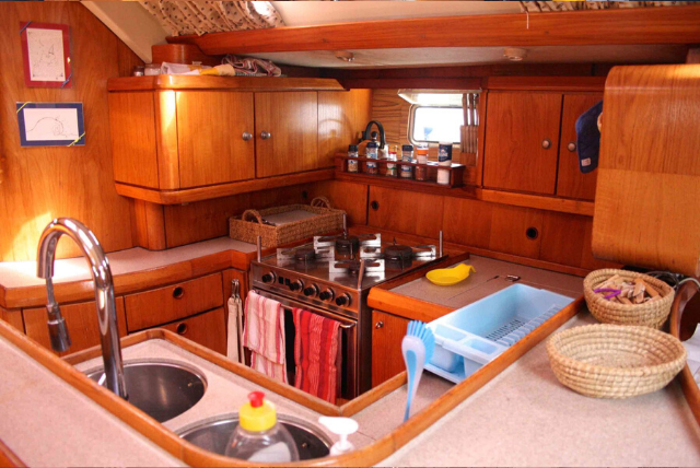 Crociere barca a vela Sun Odyssey 51 - d