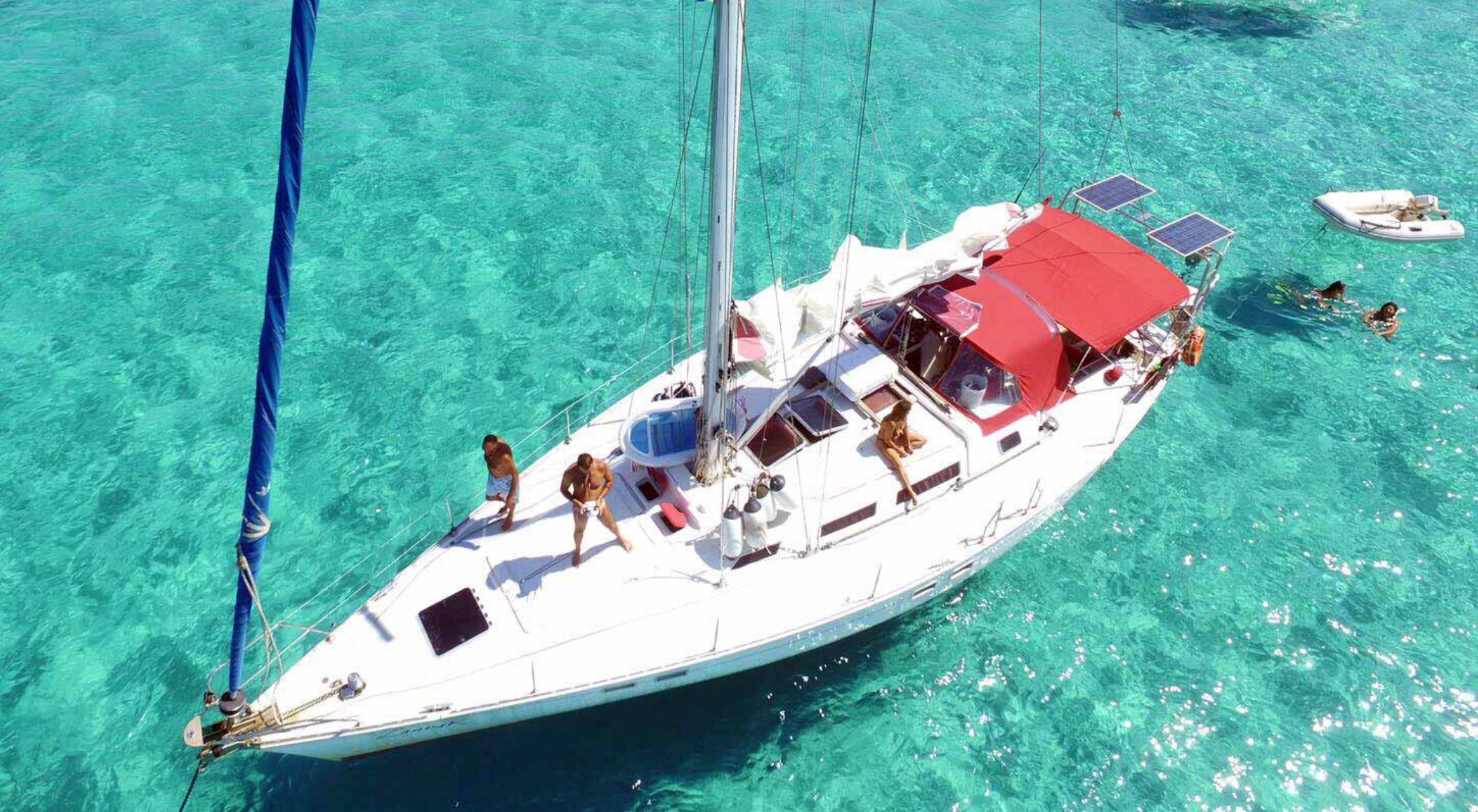 Crociere barca a vela Sun Odyssey 51 header