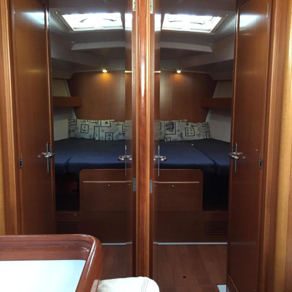 Crociere in barca a vela cabine barca Cyclades