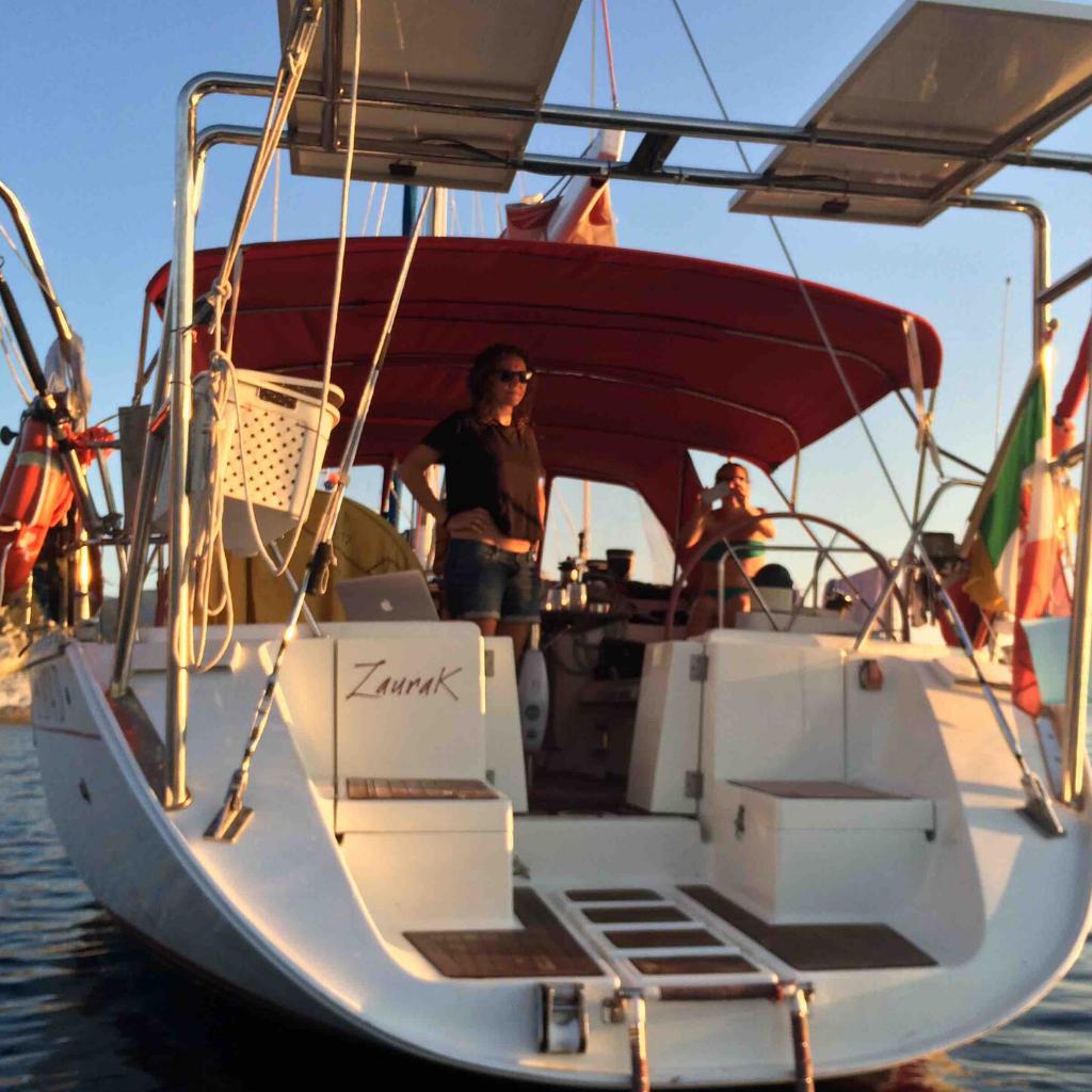 Crociere in barca a vela cabine barca Sun Odyssey 51 - d