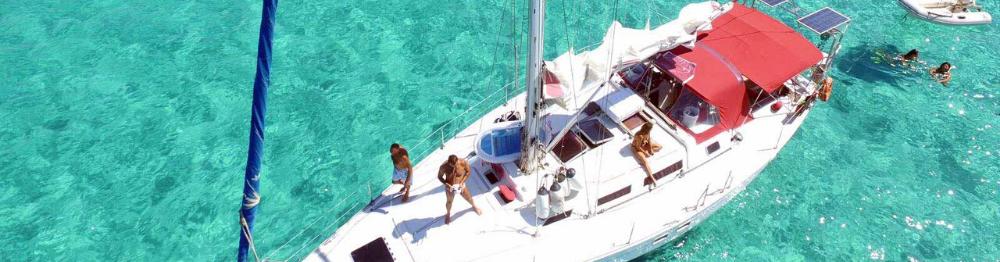 Crociere in barca a vela esclusiva Sun Odyssey 51